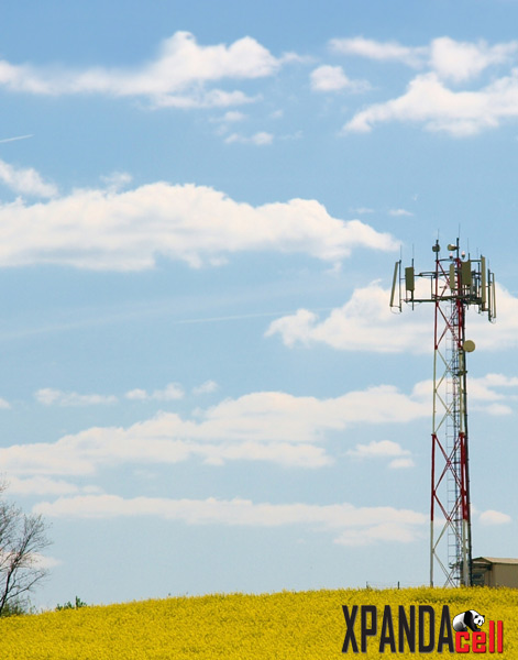 XPANDAcell solutions for Large Area Cellular Coverage and Reception issues
